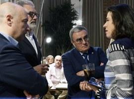 Imatge de la notícia Àngel Ros destaca la contribució del Parador del Roser al desenvolupament turístic de Lleida i a l'impuls al Centre Històric