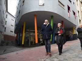 Imatge de la notícia El Centre Històric de Lleida potencia la seva creativitat amb la Casa del Dibuix