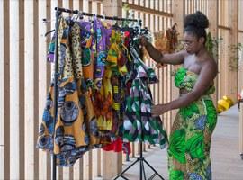 La Casa de Fusta acull la presentació de la col·lecció de roba Deep Fashion