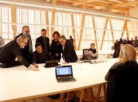 Imatge de la notícia La Casa de Fusta, seleccionada a la XIV Bienal de Arquitectura i Urbanismo Española