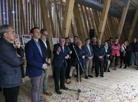 Imatge de la notícia La Paeria inaugura la Casa de Fusta-Coworking, un nou espai per a emprenedors al Centre Històric