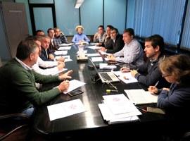 Imatge de la notícia La Paeria treballa perquè totes les cases de l'Horta disposin de connexió de fibra òptica