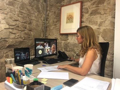 Imatge de la notícia El Pacte Social per Lleida treballa per incorporar noves propostes per a la mobilitat i la seguretat viària