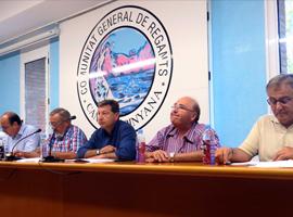 Imatge de la notícia Els regants de l'Horta de Lleida donen el vistiplau definitiu a la modernització del reg