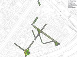 Imatge de la notícia Els treballs de jardineria marquen la recta final de les obres de remodelació del barri de Noguerola