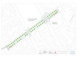Inici de les obres de millora del clavegueram i la xarxa d'aigua del carrer Sant Martí aquest dilluns
