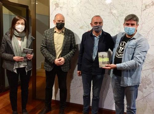 Imatge de la notícia Joan Pifarré desvetlla els 'Secrets de l'Horta'