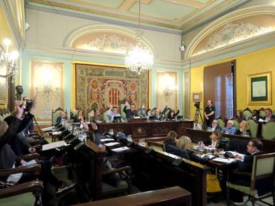 L'Ajuntament de Lleida aprova per ple defensar públicament preus justos per al sector agroalimentari