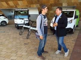 Imatge de la notícia L'Ajuntament de Lleida celebra el primer Parking Day en 14 zones de la ciutat