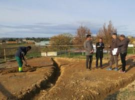 Imatge de la notícia L'Ajuntament de Lleida inicia la millora paisatgística dels miradors del Secà de Sant Pere