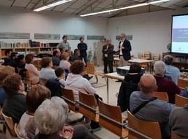 L'Ajuntament de Lleida presenta al veïnat la segona fase de la millora del clavegueram de Sucs