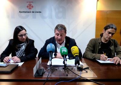L'equip de govern presenta un pla d'accions per a l'Horta més ambiciós que el del PSC