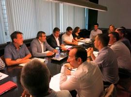 La Comissió Territorial de l'Horta presenta la proposta de treball per a la redacció de l'Ordenança de l'Horta