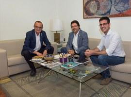 Imatge de la notícia La Paeria i la Generalitat intensificaran el treball per avançar en la nova estació d'autobusos