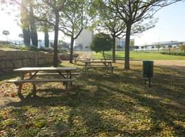 Imatge de la notícia La Paeria instal·la una nova zona de jocs infantils al parc Joan Oró