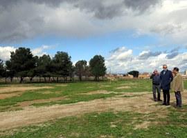 La Paeria millora l'arbrat a La Bordeta i Magraners