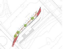 Imatge de la notícia La Paeria millora la mobilitat per a vianants i bicicletes a l'entorn de la bàscula municipal de l'Avinguda del Segre