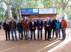 La Paeria s'interessa per les novetats en serveis urbans que ofereix Municipàlia