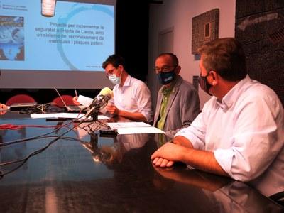 L'Horta disposarà de 46 càmeres de videovigilància per garantir la seguretat