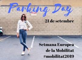 Imatge de la notícia Lleida celebra per primera vegada el Parking Day, per recuperar espais d'aparcament per a usos socials per un dia