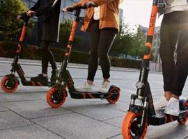 Llicència per al primer operador de lloguer de patinets elèctrics a la ciutat