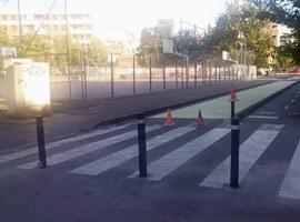 Millora de la seguretat vial a l'entorn de l'Escola Francesco Tonucci