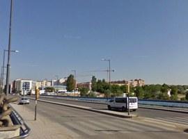 Millora de la vorera del Pont de Pardinyes