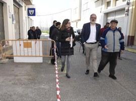 Millora de l'accessibilitat al carrer Fontanelles del Secà