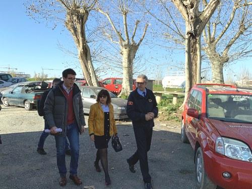 Imatge de la notícia L'Ajuntament de Lleida cedeix una quinzena de vehicles del Dipòsit Municipal al Cos de Bombers de Lleida