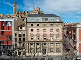 Imatge de la notícia Adjudicada l'obra del Museu Morera a la Rambla de Ferran