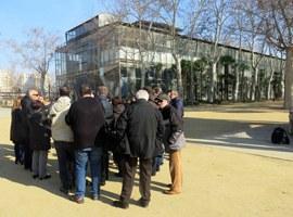 Comença el procés per decidir el futur del Palau de Vidre