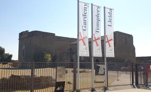 Imatge de la notícia El centre patrimonial del Castell dels Templers de Gardeny reobre dissabte les seves portes