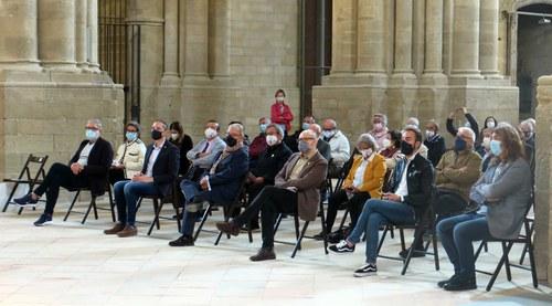 Imatge de la notícia El Dia de la Seu Vella distingeix les persones i entitats que treballen en favor del conjunt monumental més emblemàtic de Lleida
