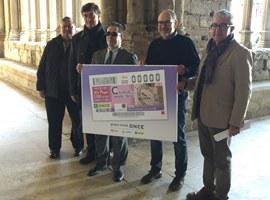 Imatge de la notícia La imatge del Campanar de la Seu Vella il·lustrarà 5,5 milions de cupons de l'ONCE