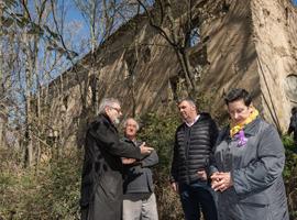 La Paeria consolidarà les restes de l'antic Molí de Cervià