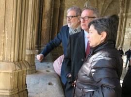 """Imatge de la notícia La Paeria valora """"molt positivament"""" el compromís del Ministeri de Cultura amb la Seu Vella de Lleida"""
