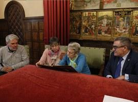 Imatge de la notícia L'Ajuntament de Lleida assumeix la gestió de l'antiga Església de Sant Ruf per recuperar aquest monument medieval i el seu entorn