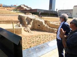Imatge de la notícia Lleida enllesteix la recuperació dels Jardins de la Cuirassa
