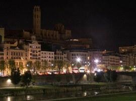 Imatge de la notícia Lleida se suma a L'Hora del Planeta