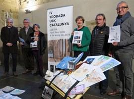 Imatge de la notícia Urban Sketchers d'arreu de Catalunya difondran la Seu Vella a través dels seus dibuixos