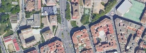 Imatge de la notícia Ampliació de la vorera en un tram de l'avinguda Pius XII, aprofitant unes obres d'Endesa