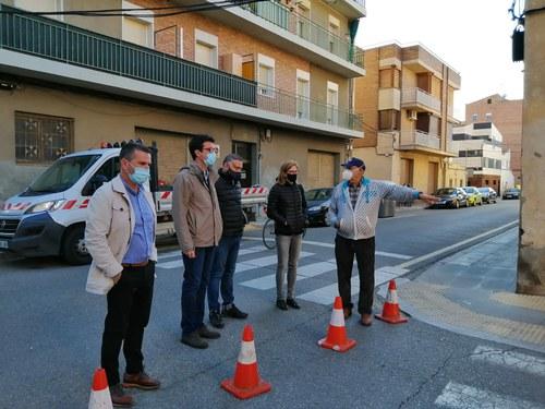 Imatge de la notícia Canvis en la mobilitat al Secà de Sant Pere
