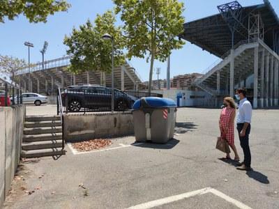 Conveni entre la Paeria i el Consorci de Comerç de la Generalitat per millorar l'accés al mercat de Camp d'Esports