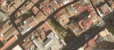 Desbloquejat el projecte per construir un nou edifici d'ús comercial entre els carrers Sant Antoni i Blondel