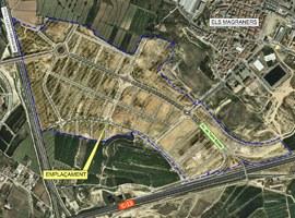 """Imatge de la notícia El paer en cap, Fèlix Larrosa, deixa clar que el projecte comercial de Torre Salses """"serà un parc de mitjanes o grans superfícies o no serà"""""""