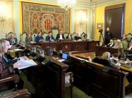 El Ple de la Paeria rebutja un recurs del grup del PSC contra l'aixecament de la suspensió de llicències urbanístiques