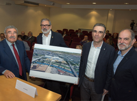 """Fèlix Larrosa: """"Al 2019 comencem a treballar pel nou model de Fira de Lleida"""""""