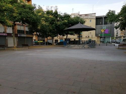 Imatge de la notícia Finalitzades les obres de condicionament a la plaça de Sant Joan de Mata, a Cappont