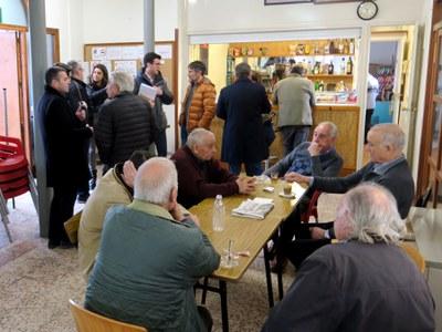 L'Ajuntament de Lleida millora el Centre Cívic de Llívia
