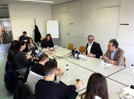 """Imatge de la notícia L'alcalde Larrosa destaca que """"el POUM de Lleida lidera un procés de canvi en la concepció urbanística del país"""""""